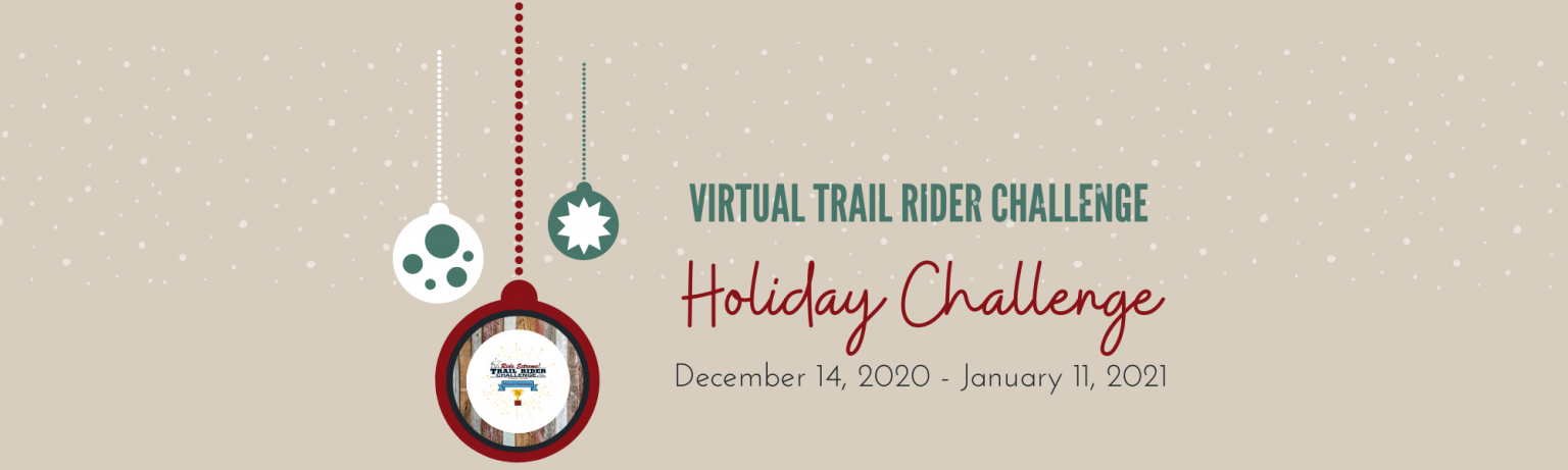 VTRC Holiday Challenge