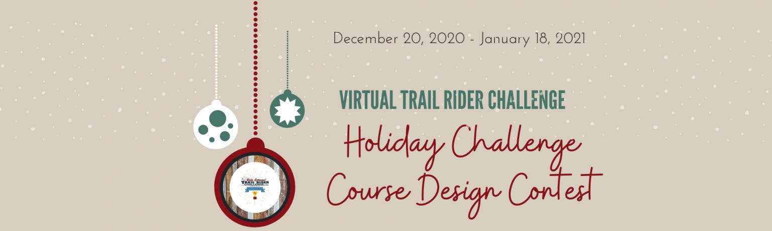 trail course design contest