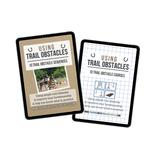 use trail obstacles booklets